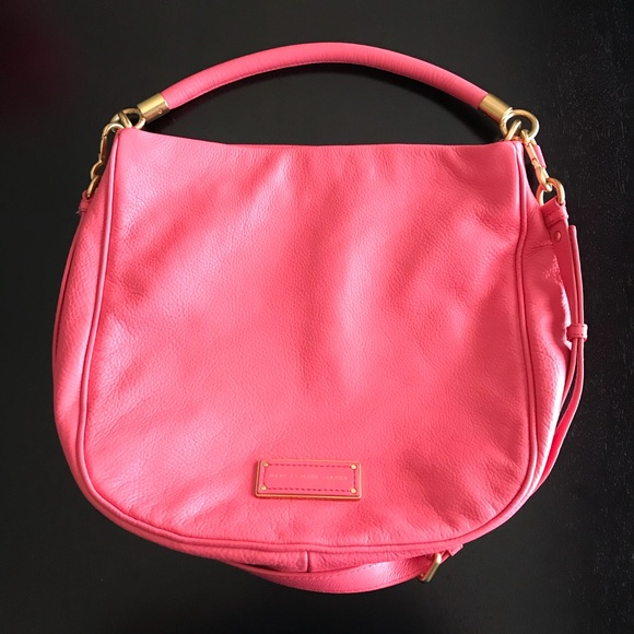 c9e2e9d8333 Marc By Marc Jacobs Bags | Too Hot To Handle Coral Hobo | Poshmark